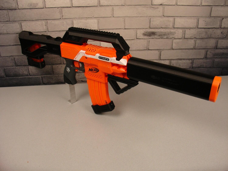 Custom Nerf Paint