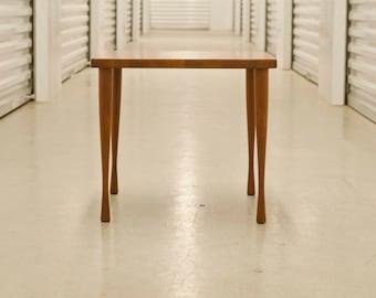 Danish side table by Hans C Andersen