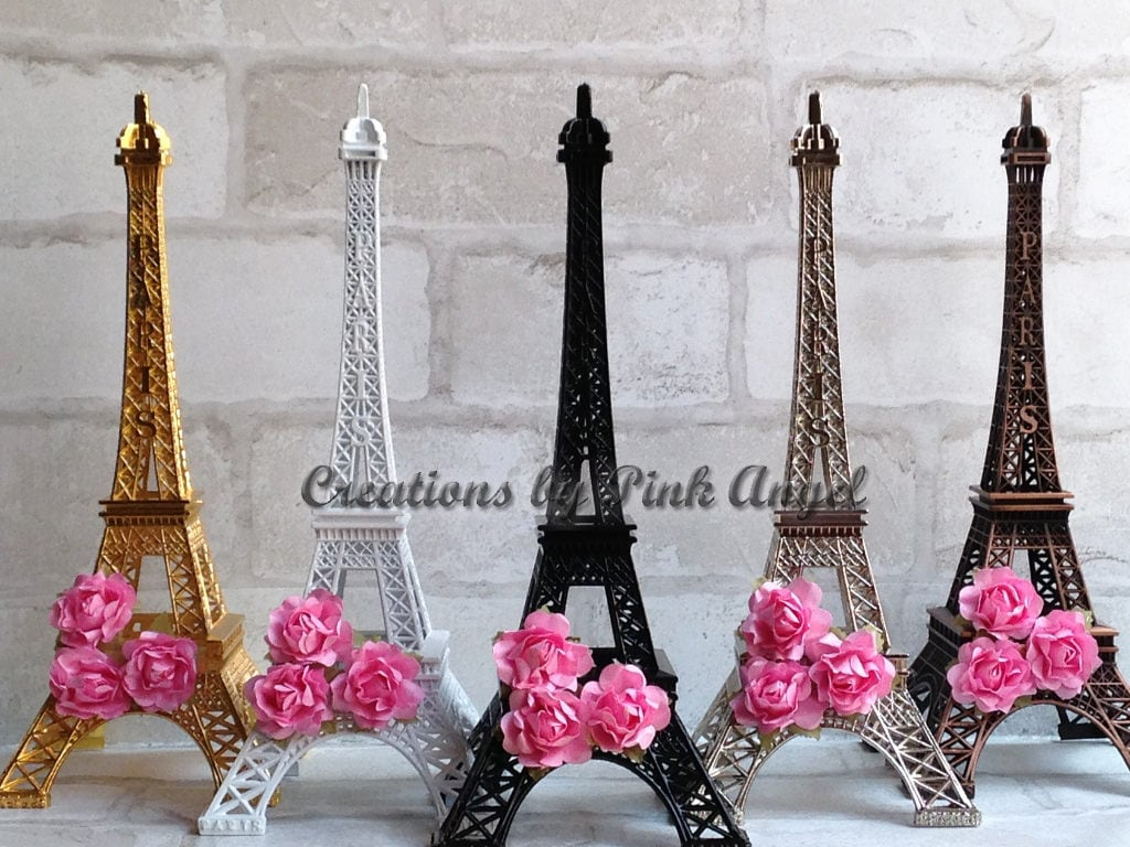 paris wedding cake topper 10 eiffel tower cake topper wedding cake 18118