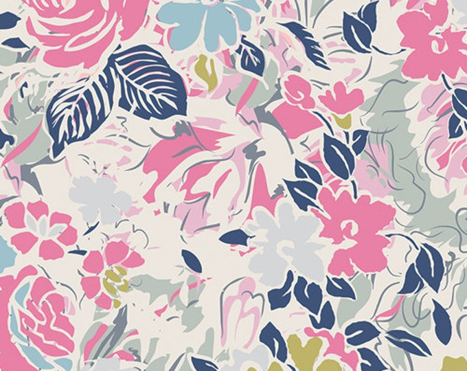 Ethereal Fusion by Art Gallery Fabrics - Millefiori Ethereal - Rayon Fabric