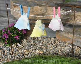 Fresh and Clean for Miniature Garden, Fairy Garden