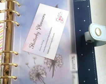 Top Loading Pocket Personal Filofax Medium Kikki K