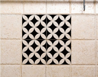 Tile Wall Decals Stickers 132