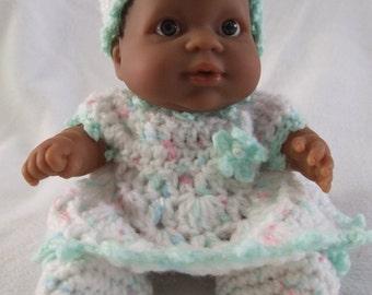 Little Bitty crochet doll outfit