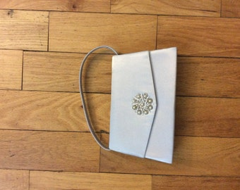 Small white purse