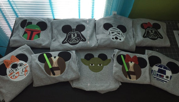 Star Wars Family Vacation Disney T Shirts Cruise By