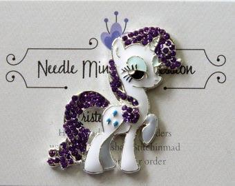 Rarity Pony Needle Minder
