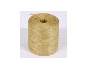 Jute string 5 rolls of 500 grams for oa Macramee