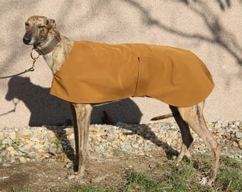 Greyhound clothing, greyhound coat, greyhound sweater, greyhound coat,