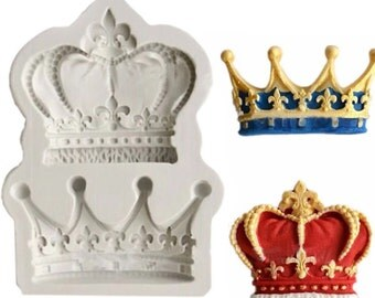 Double Crown Mold