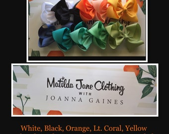YOU PICK 4- Choose 4 colors that M2M Matilda Jane December Joanna Gaines Collection!