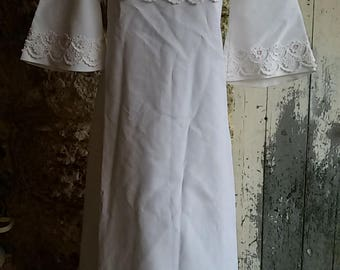 Dress wedding years 60/french vintage wedding dress