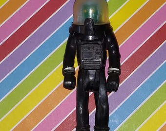 Vintage 1980s Fisher Price Alien Space Man Figure