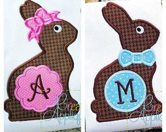 Cholocate Easter Bunny Shirt