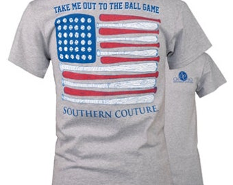Southern Couture Classic Out to the Ballgame