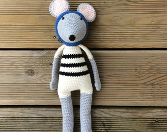 Mouse crochet