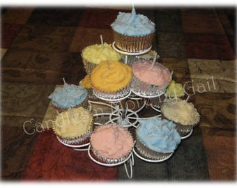CMBG Cupcake Soy Candles