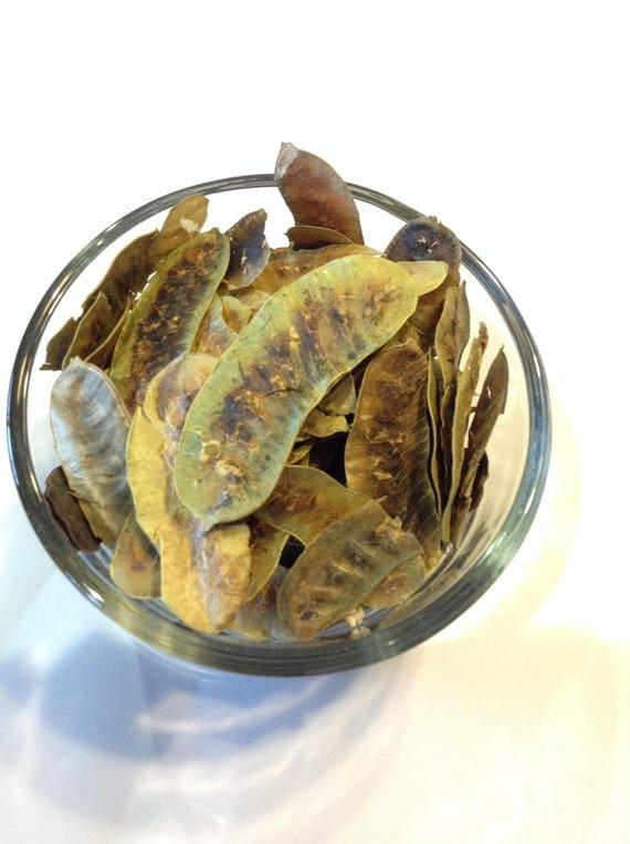 1/2-3 oz Senna Pods Organic  no sulfites no soy no gluten no fillers no additives