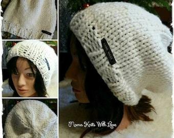 Slouchy Hat Vivian