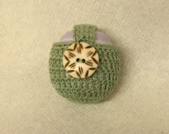 EOS Lip Balm Cozy Key Chain