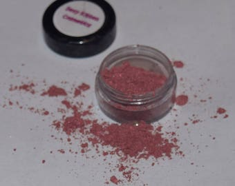 Hemi All-Natural Mineral Eyeshadow, Vegan, Gluten and Cruelty Free Mineral Makeup