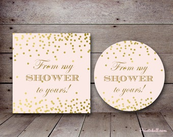 Bridal shower favor Etsy