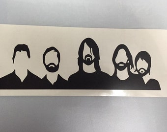 Foo Fighters Decal
