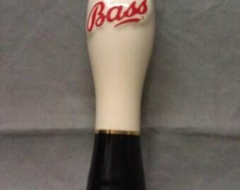Bass & C Pale Ale Tap Handle