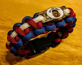 Fat Albert inspired Paracord Bracelet