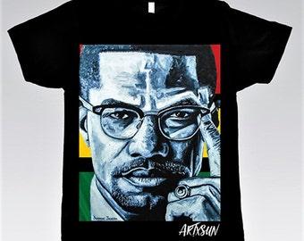 Malcolm X Rasta