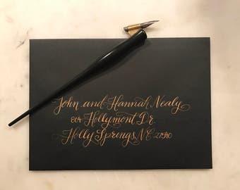 Envelope Calligraphy, Wedding Envelopes, Special Occasion Envelopes