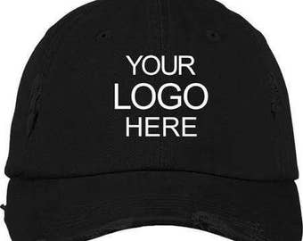 Dad hats with your logo