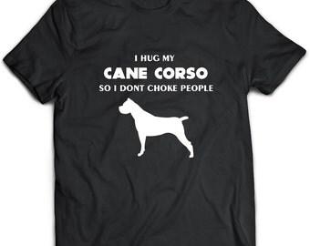 Cane corso T-Shirt. Cane corso tee present. Cane corso tshirt gift idea. - Proudly Made in the USA!