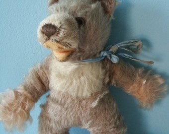 STEIFF Zotty bear! Vintage plush bear stuffed animal collectible 70 s