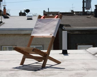 Laid Back Chair