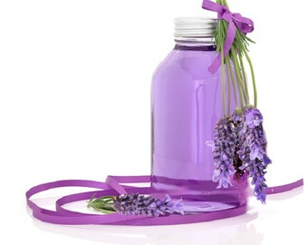 Natural Homemade Pure Lavender Water