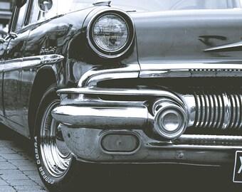 Classic Car Print - Muscle Car Print, Vintage Car Print, Car Wall Art - Car Photography Print