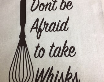 Funny kitchen/baker quote bag