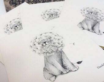 Card Set 'Dandelion'