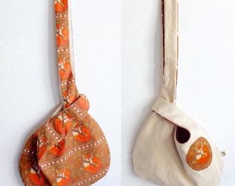 Japanese bag XXL Zorrito