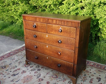 George III Antique Chest of Drawers