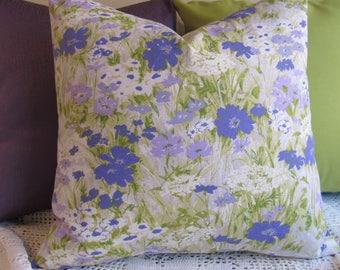 "Decorative Pillow Cover, Throw Pillow, Pillow Cover, Cushion Cover, 18"" x 18"" Pillow"
