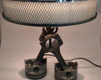 Piston Lamp