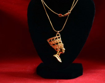 """QUEEN NEFERTITI NECKLACE