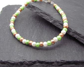 Faux Pearl bracelet