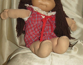 Original 1982 Cabbage Patch Doll Signed