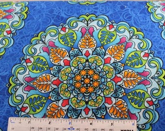 Pirouette by Blank Quilting Corporation 8234  077 Blue