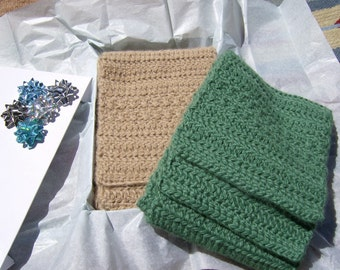 Medium Alpaca Wool Scarves