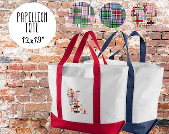 Papillion Tote Bag