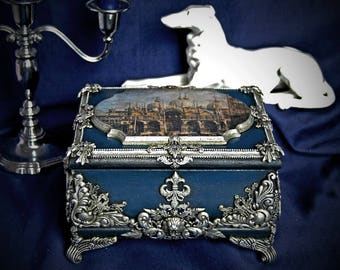 шкатулка, jewerly box, casket